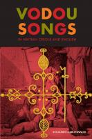 Vodou Songs in Haitian Creole and English  1439906017, 9781439906019