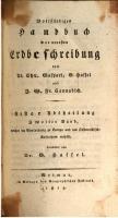 Vollständiges Handbuch der neuesten Erdbeschreibung [1, 2]