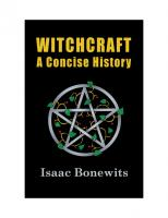 Witchcraft: A Concise History  1589292316