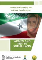 Women and men in Somaliland