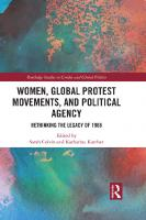 Women, Global Protest Movements and Political Agency: Rethinking the Legacy of 1968