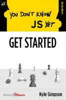 You Don't Know JS Yet: Get Started [2ed.]  9781647862008