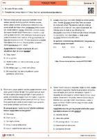 Çözüm 3D 10 TYT Türkçe Deneme 10